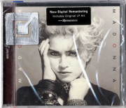 MADONNA - REMASTERED USA CD ALBUM (SEALED)